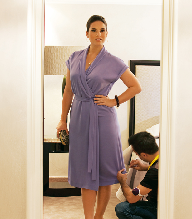 Wrap Dress Plus Size 02/2011 – Sewing Projects