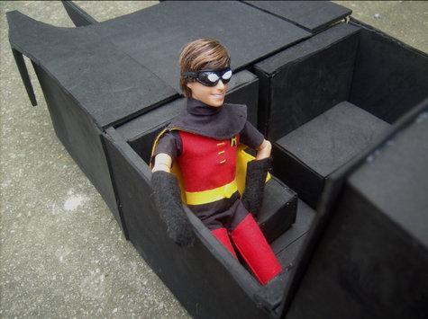 Dark Knight Batman Cape, Mask with Batarangs - Walmart.com