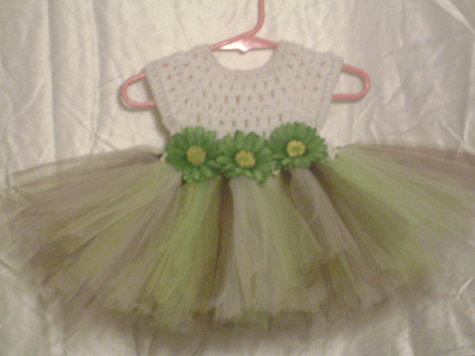 Crochet top tutu ? Sewing Projects BurdaStyle.com