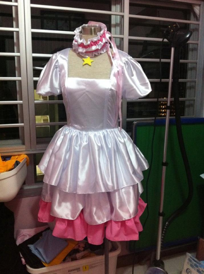 Sakura Cardcaptor Cosplay Costume - Sewing Projects ...