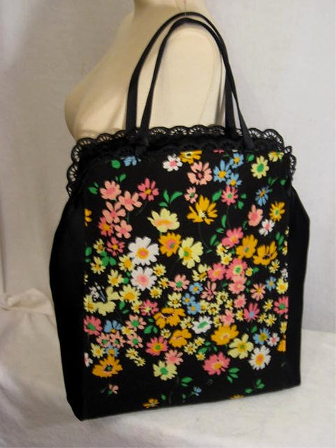 Shopper_blflowersatin_front_large