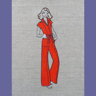 Embroidery_lady_orange_jumpsuit_expanded_listing