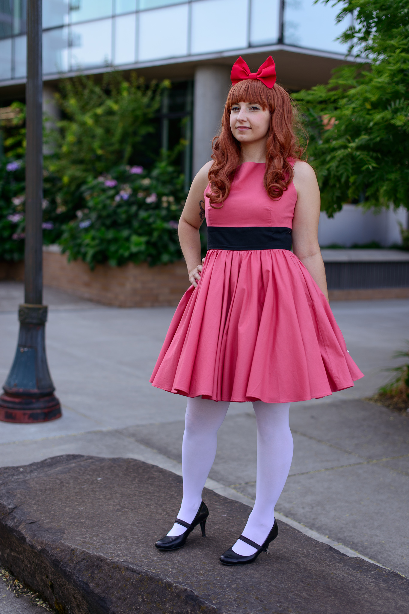Powerpuff Girls Cosplay – Sewing Projects | BurdaStyle.com
