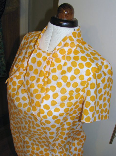 Burda_scarf_blouse_-_yellow_dot_2_large