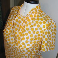 Burda_scarf_blouse_-_yellow_dot_2_listing