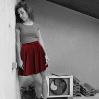 Velvet_skater_skirt_1_listing
