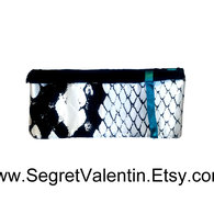 Snake_print_black_and_white_turquoise_clutch_listing