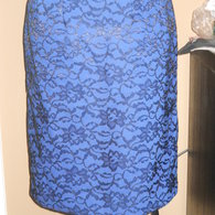 Blue_and_black_lace_pencil_skirt_listing