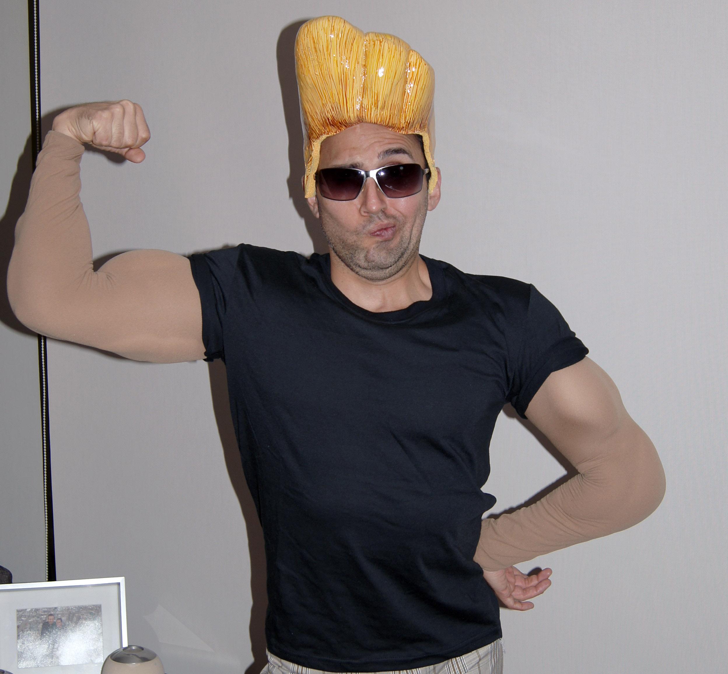 Johnny Bravo Costume Sewing Projects Burdastyle Com