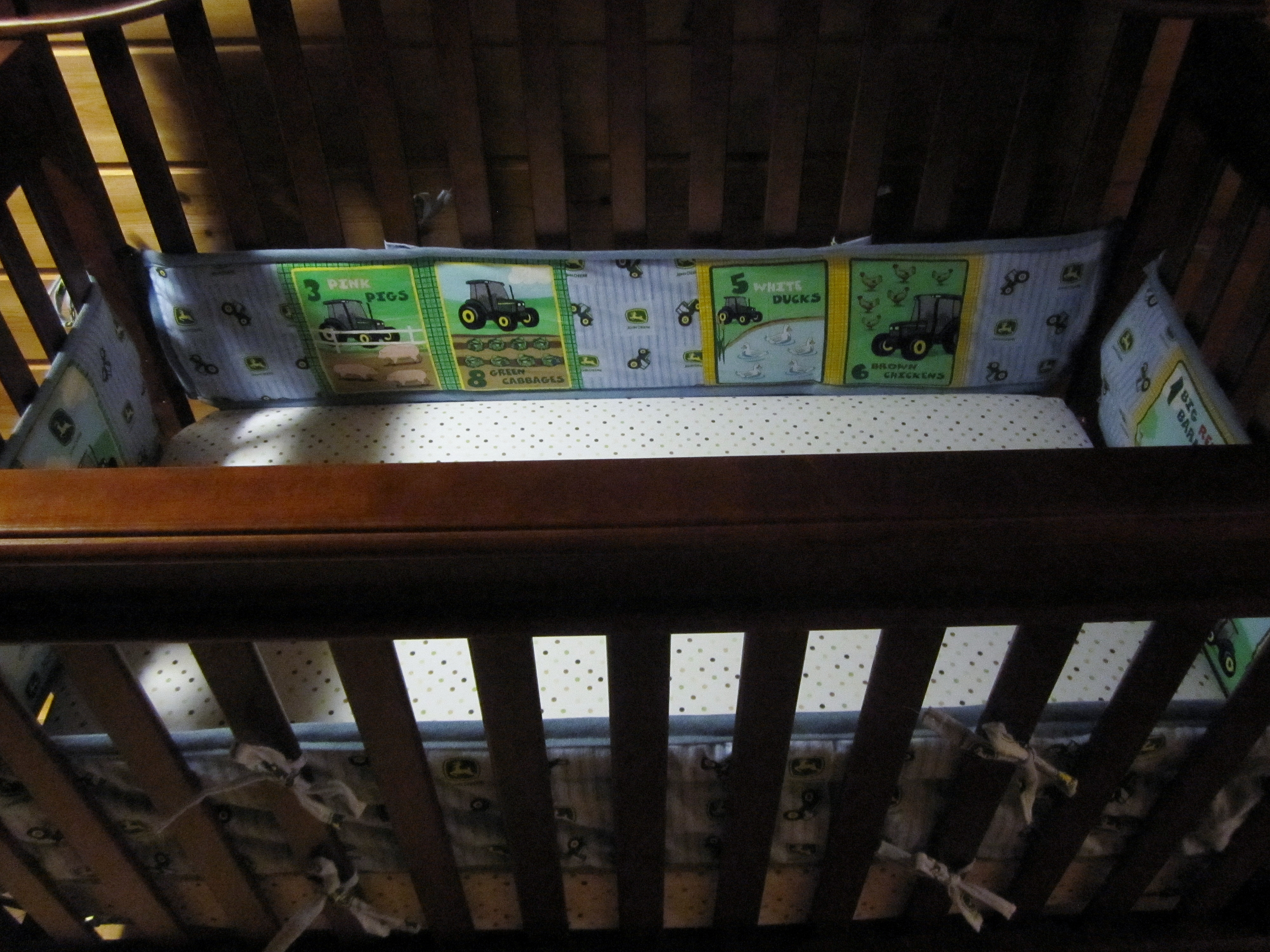 John Deere Boys Room Decor Sewing Projects
