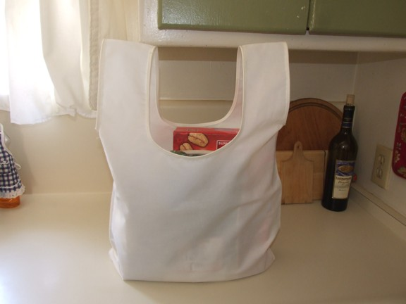 easy to make market tote  u2013 sewing projects
