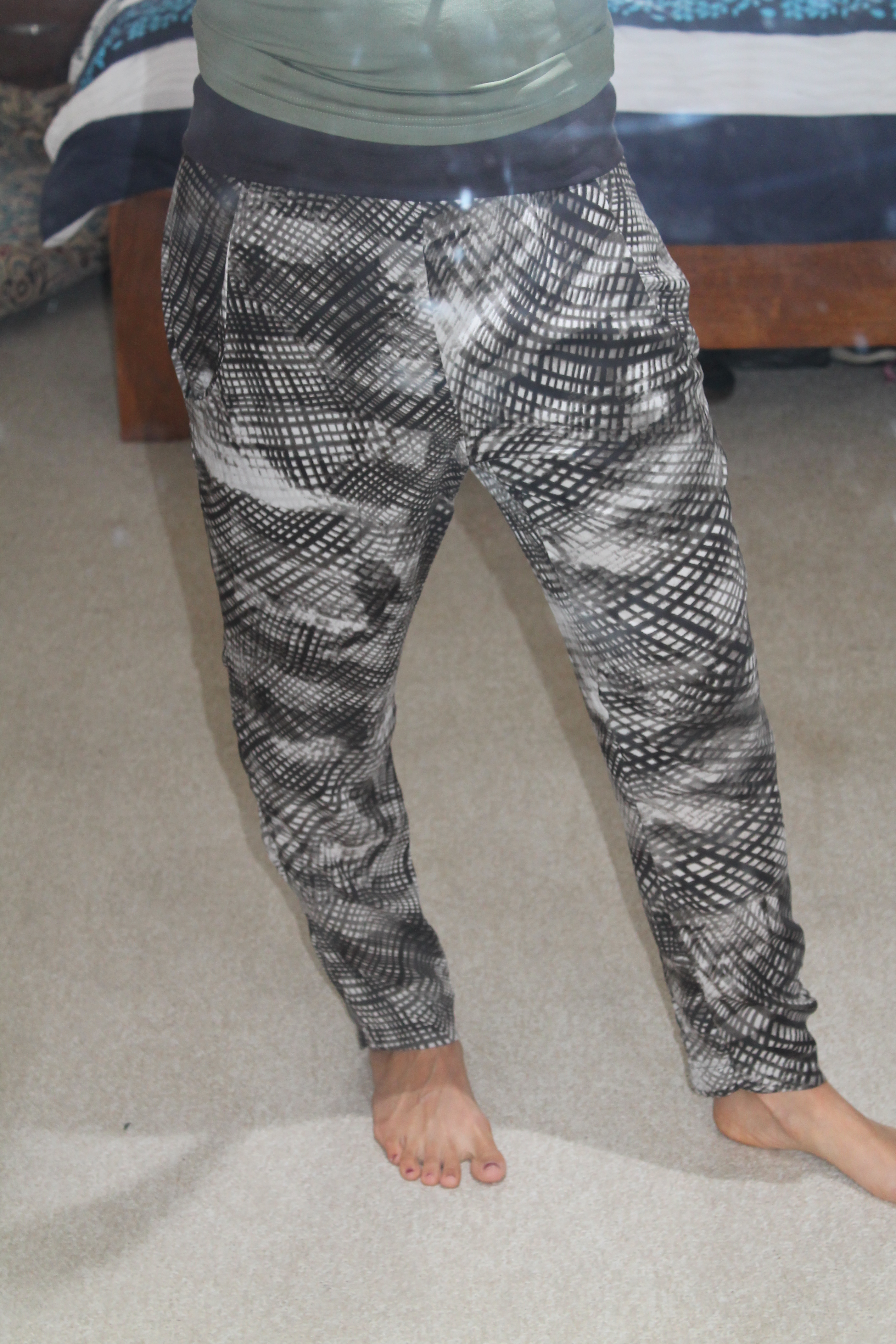 Slouchy Pants Sewing Projects Burdastyle Com