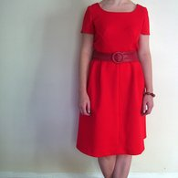 Belle_clara_l_red_60s_dress_c_contrast_listing