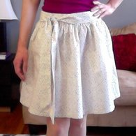 Cream_polka_dot_gathered_skirt_-_butterick_5613_view_a_-_without_pockets_listing