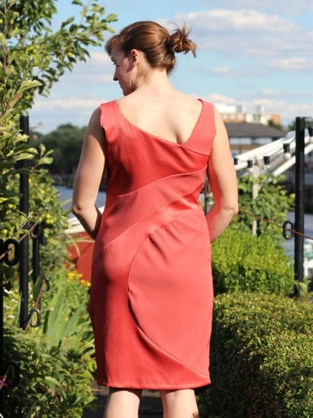 Swirl_sheath_dress_-_back_view-2_large