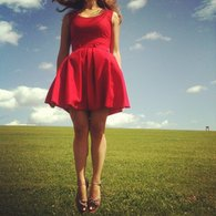 The_red_dress_listing