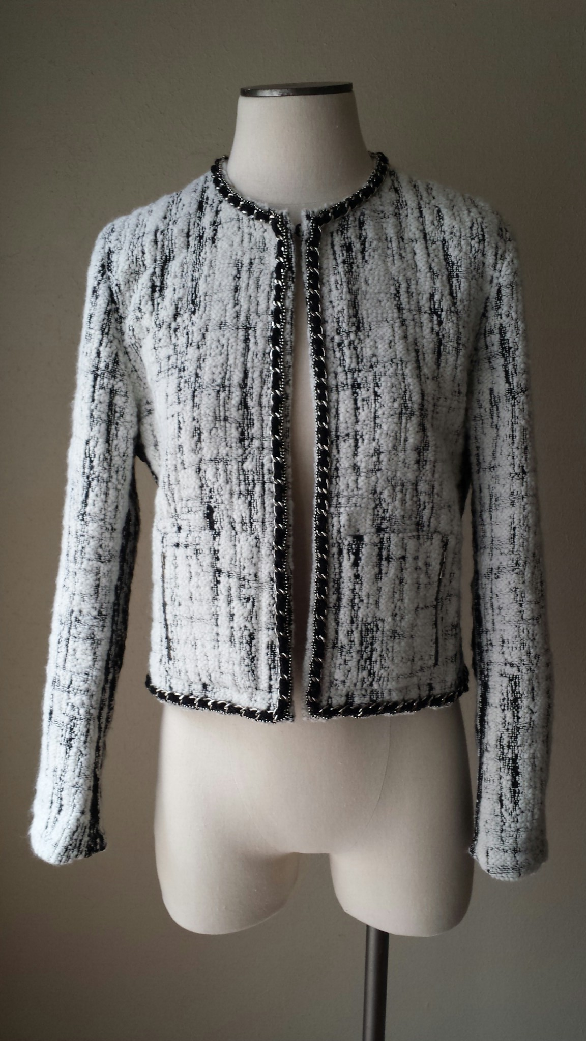 Chanel-style Jacket U2013 Sewing Projects | BurdaStyle.com