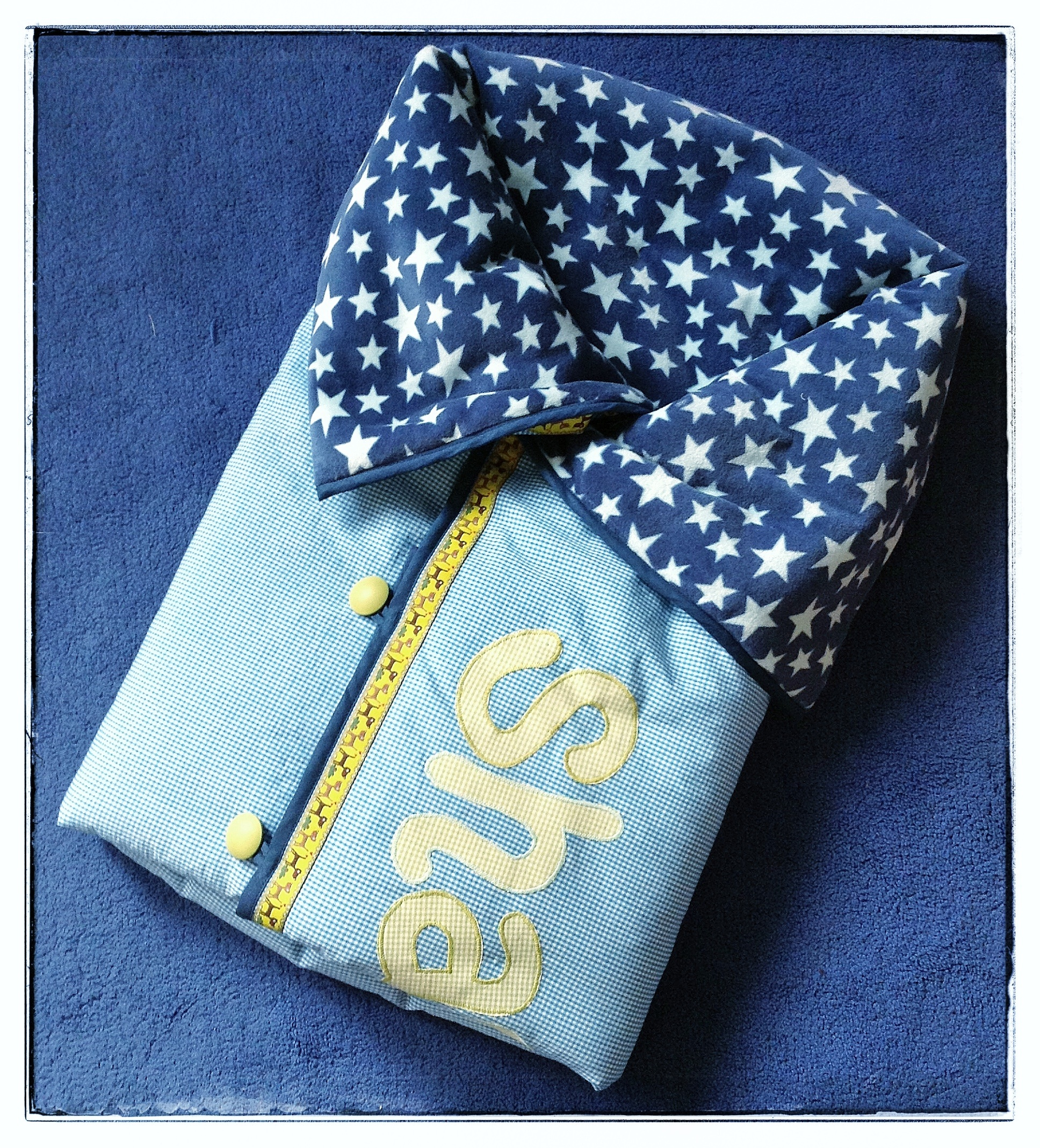 Baby Sleeping Bag Sewing Projects Burdastyle Com