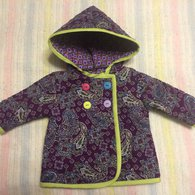 Quilted Baby Coat 09/2013 #143 – Sewing Patterns | BurdaStyle.com : quilted baby coat - Adamdwight.com
