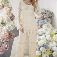 Elegant-ivory-lace-two-piece-mother-of-the-bride-dresses-pants-suit-wholesale_listing