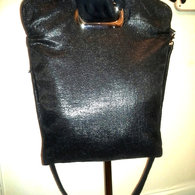 Shoppertote_blacksparkle_cutouthandle_front1_listing