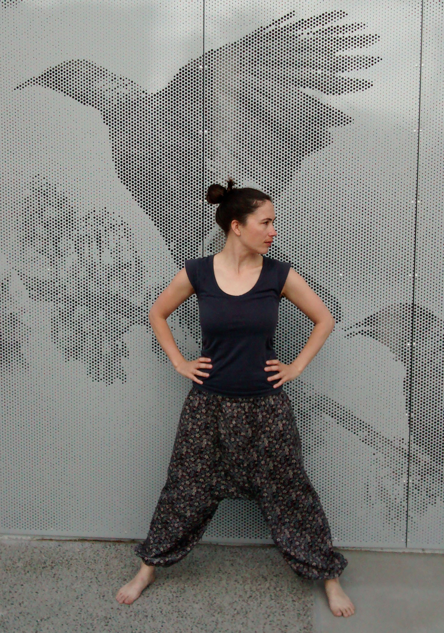Sarouel Pants by Kate – Sewing Projects
