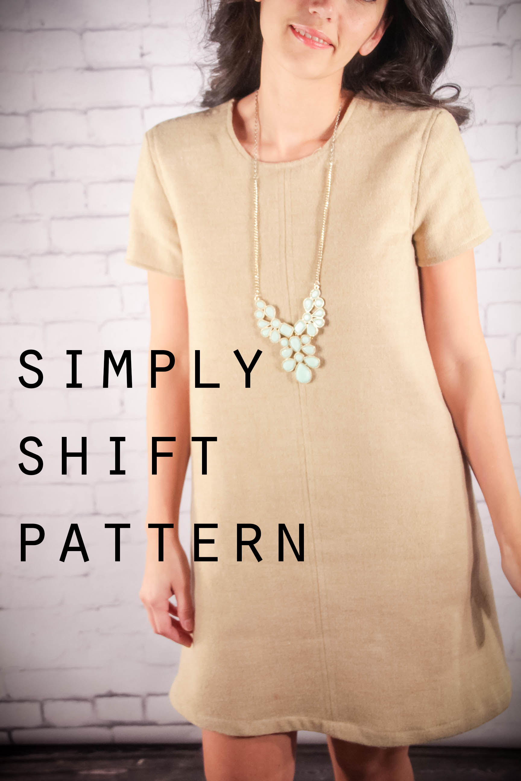 Simply Shift Dress – Sewing Projects