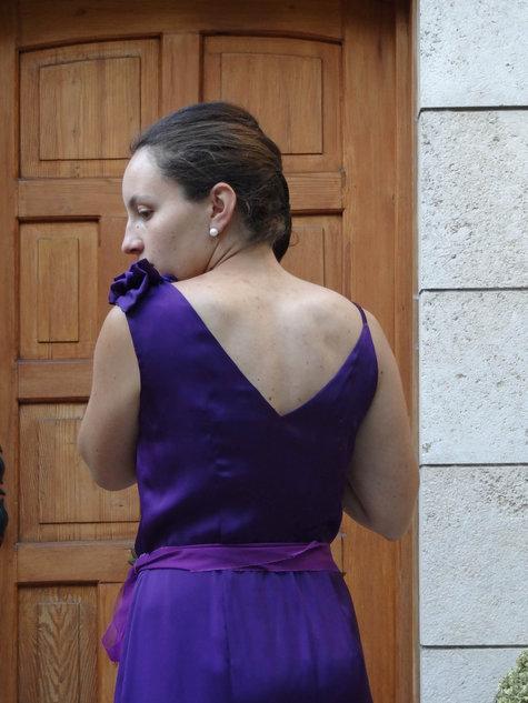 natalie portman180s purple dress member model challenge