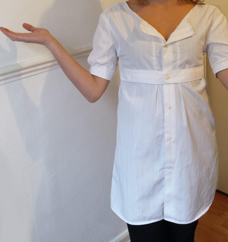 Рубашки для женщин сшить