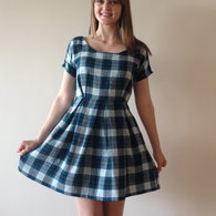 Plaid_gauze_zeena_dress_fun_listing