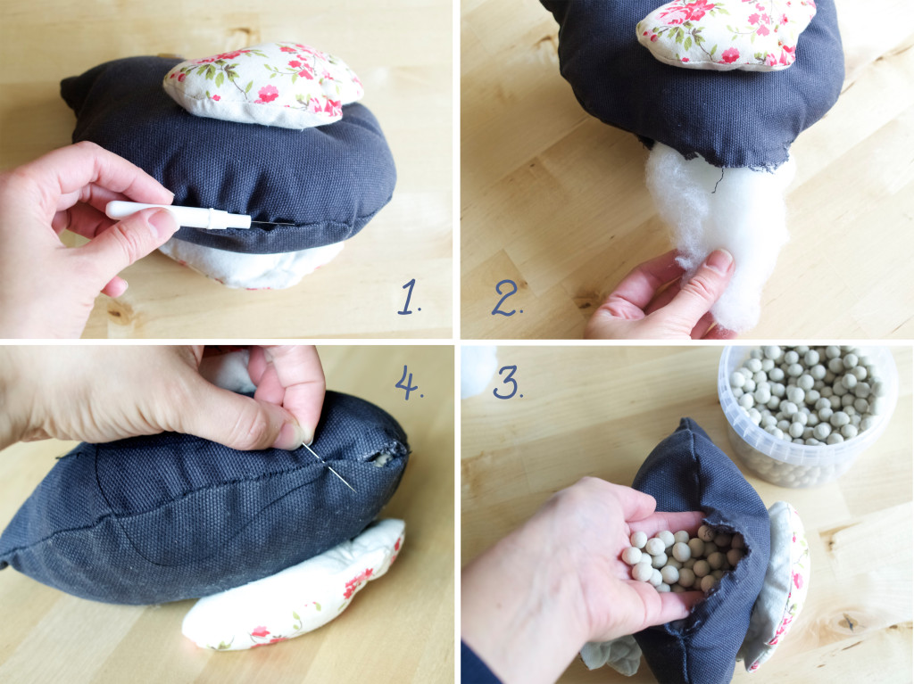 Adorable diy door stops sewing projects for Door stop idea