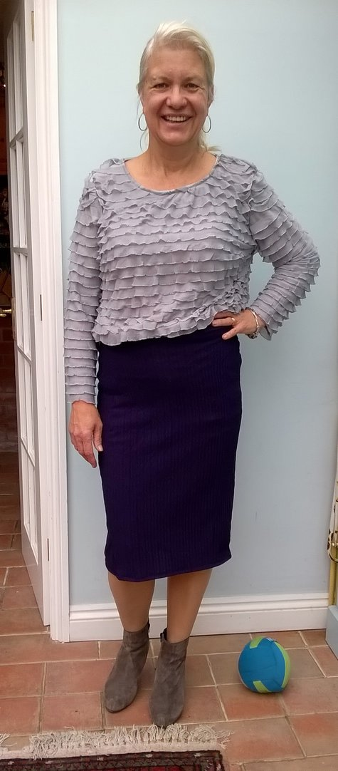 pencil skirt with matching top sewing projects