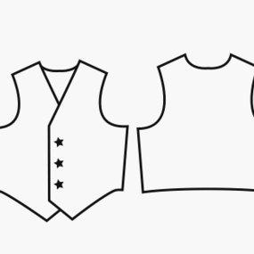Dog Free Pattern Sew Vest Free Patterns