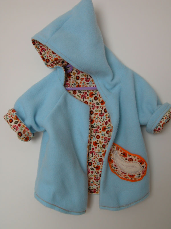 Fleece Jackets Kids Coats